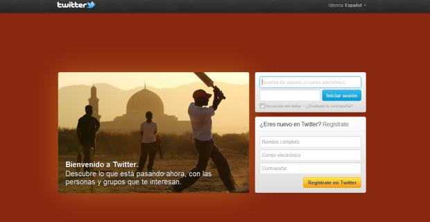 Curso de Twitter. Lección 1. Crear una cuenta en twitter