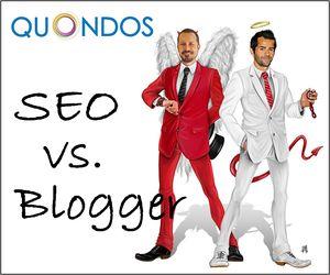 Quondos: La batalla del SEO contra el blogging