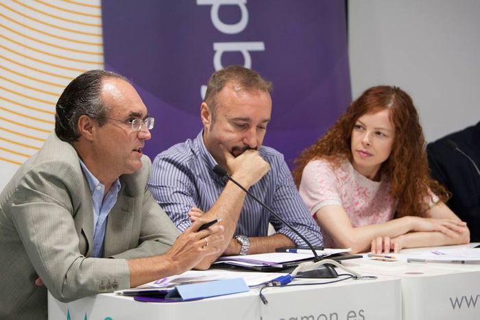 Blogs, mesa redonda en el evento Periodismo 2.0