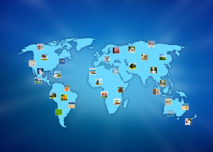 Las nuevas herramientas de Pinterest: Place Pins y Place Boards