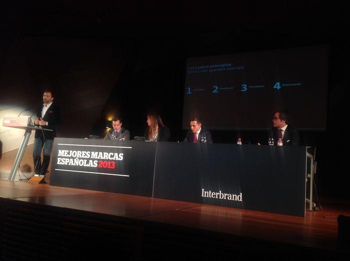 Mejores marcas españolas 2013