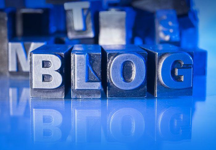 El lenguaje del bloguero