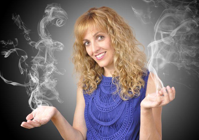 ¿Cómo puedo saber que no quieres venderme humo?