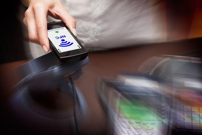 Pago con el móvil - NFC - Contactless