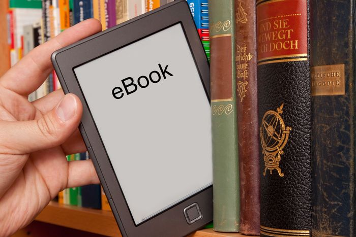 El libro electrónico
