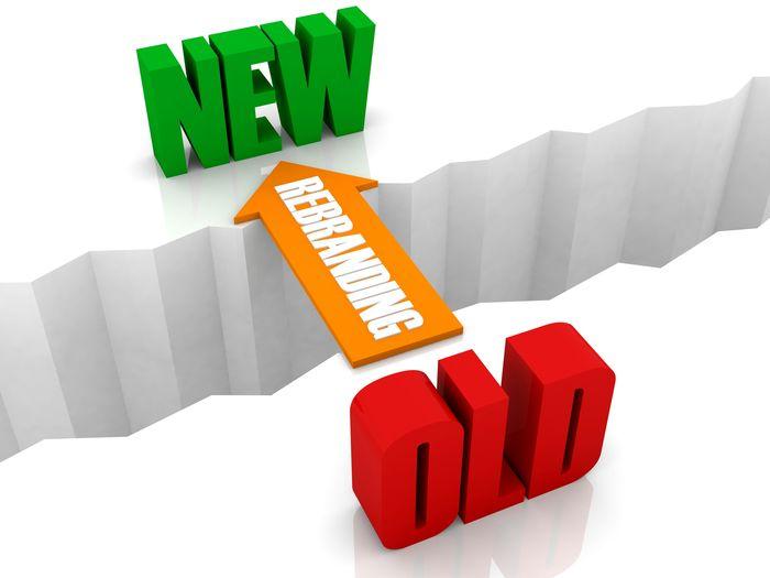 El rebranding y cómo utilizarlo para mejorar tu imagen corporativa