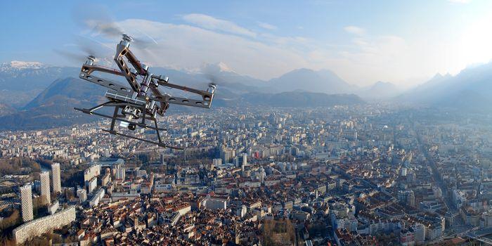 Los drones se han convertido en la revolución de la logística y transporte
