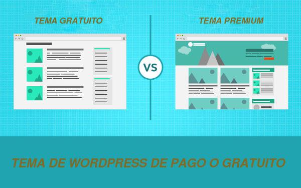 Temas Premium o Gratis, ¿cuál elegir?