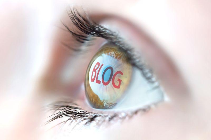 Qué es lo que deseas con un blog