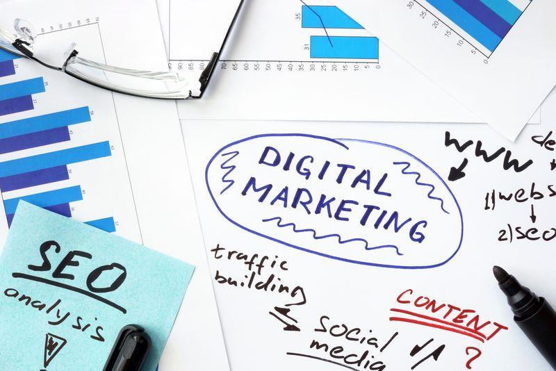 Ranking de las mejores 50 agencias de marketing online en Madrid según el MozRank