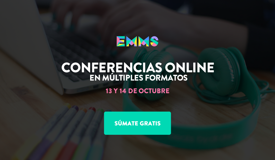 #EMMS2016: conferencias de Marketing Online con reconocidos ponentes hispanohablantes