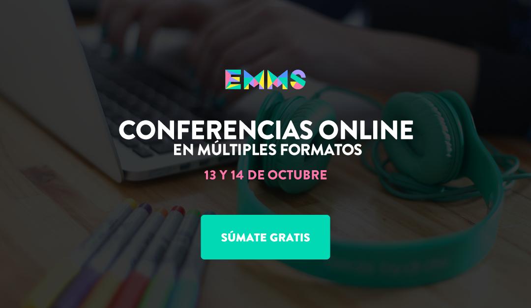#EMMS2016: conferencias de Marketing Online con reconocidos ponentes hispanohablantes