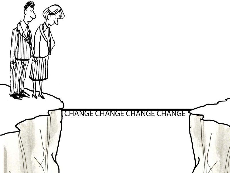 Haz del cambio una constante en tu vida
