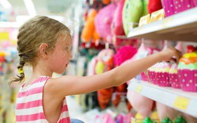 La influencia de los niños al tomar decisiones de compra
