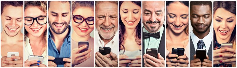 Los smartphones revolucionan el mundo del marketing digital
